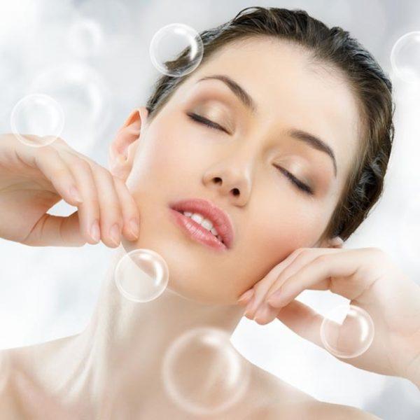 energizing oxygen facial