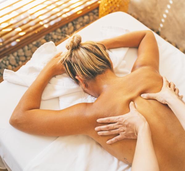 balik kampung spa massage promotion