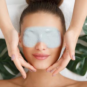 balik kampung eye mask and massage