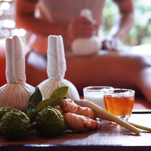 thailand plant based extract treatment and massage